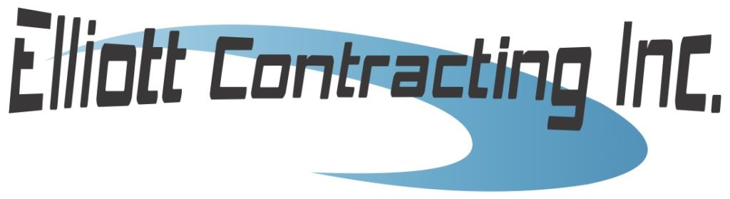 Elliott Contracting Logo Digitized